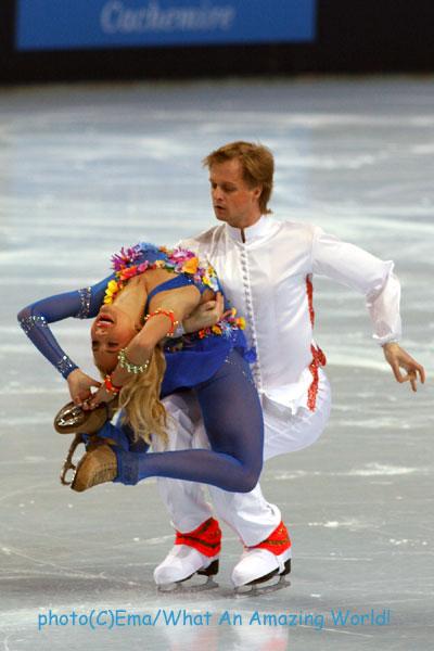 ナスチャ&バズゲン